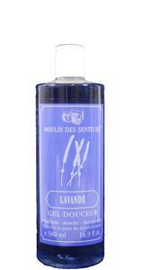 GEL DOUCHE LAVANDE 500ML