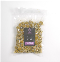 OLIVES A L' AIL  400G